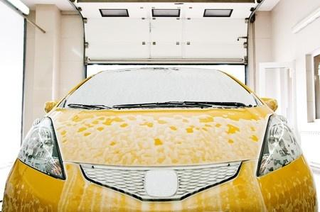 Foaming Car wash - The best in India
